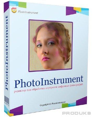 PhotoInstrument 7.4 - Phần mềm tăng độ nét cho ảnh