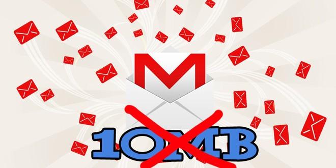 Tìm và xóa các email có dung lượng lớn trong Gmail
