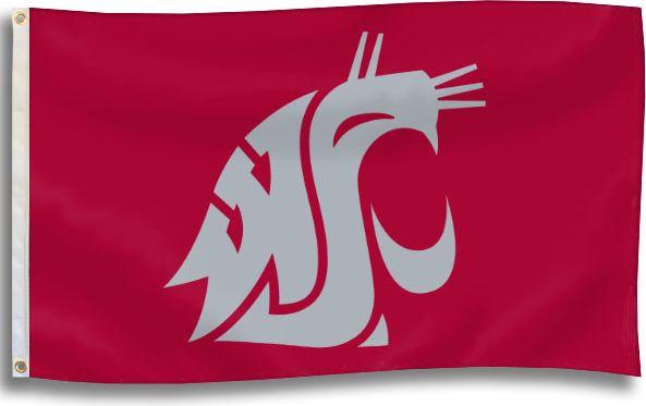 Washington State University 3'' x 5'' Flag | Washington ...