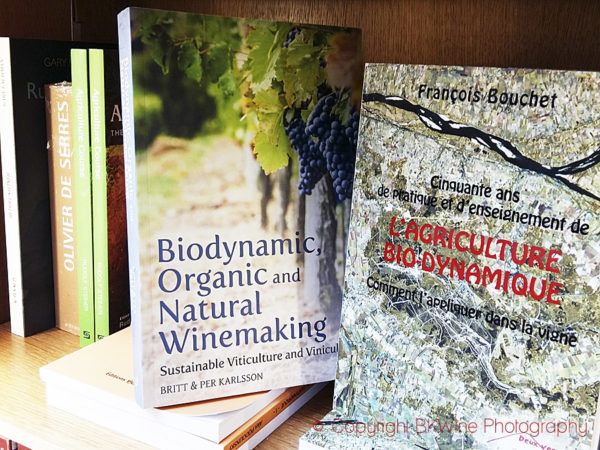 Biodynamic, Organic and Natural Winemaking by B & P Karlsson, at Athenaeum