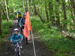 Supermums Fortrose cycle (10)