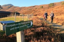 Loch Affric Inverness Ramblers-17