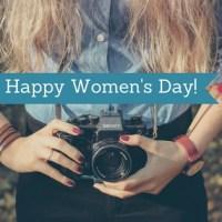 Happy Women's Day - Quietly Confident