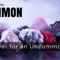 A Prayer for an Uncommon Life