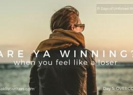 Day 5 - are ya winning
