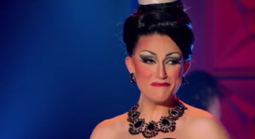 There's no crying on Drag Race. Save that for Untucked.