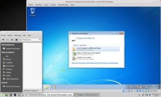 Exécution automatique de Windows 7