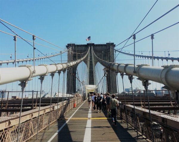 Ma rencontre avec New York, la plus belle
