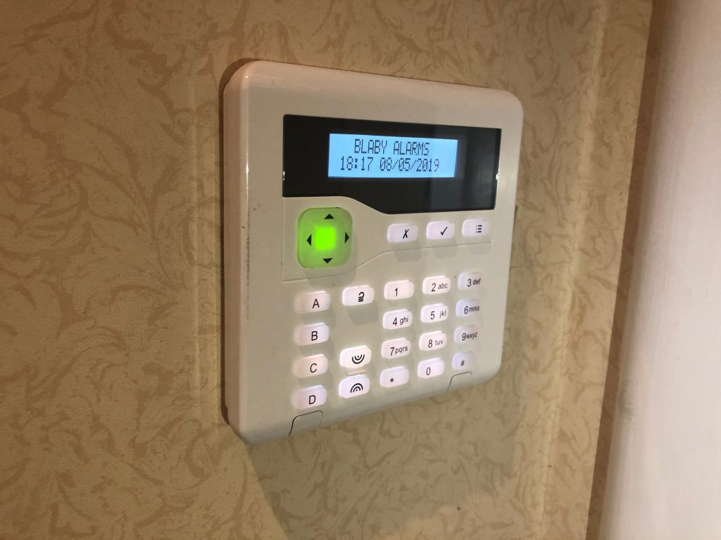 Best Alarm Intruder