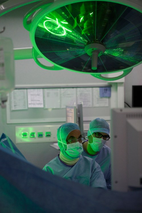 Urologie Laser