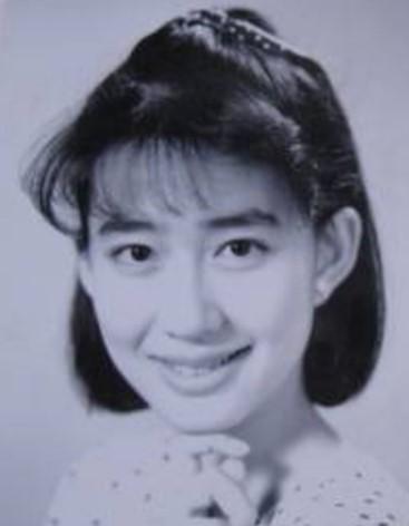 森口瑤子 若い頃 デビュー当時の画像