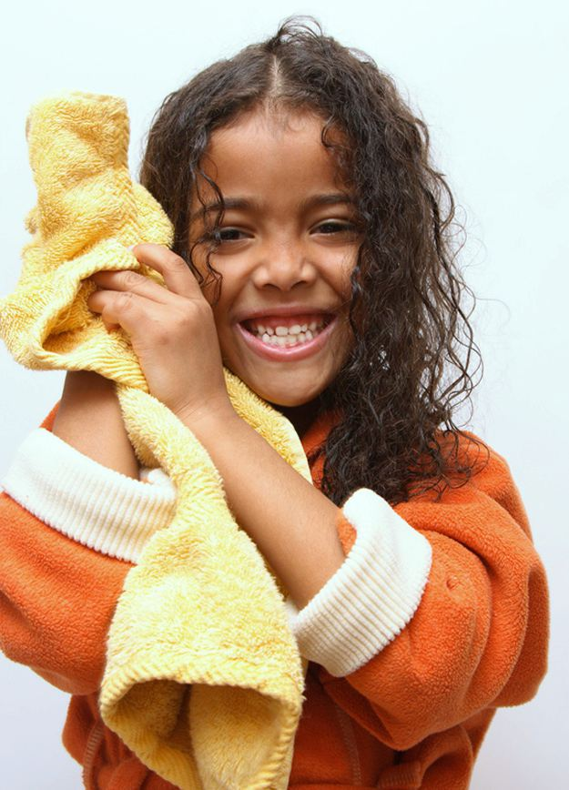Deep Condition The Hair On A Weekly Basis | More Things I Did to Get My Daughter's Natural Hair Growing