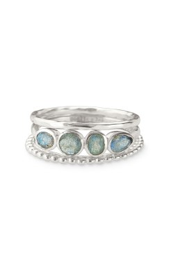 Mimi Stackable Rings $49