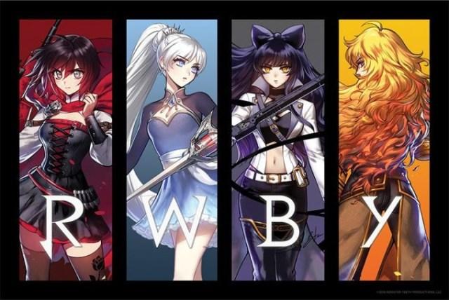 The Dark Side of RWBY…Volume 4 Review – Black & Yellow Otaku Gamers