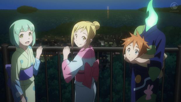 Crunchyroll Interviews With Monster Girls Episode 13 Hikari Yuki Machi Fireworks.png