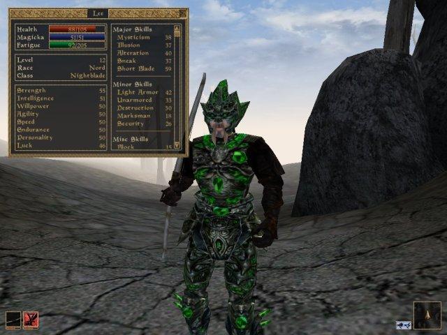 Throwback Thursday: Morrowind – Black & Yellow Otaku Gamers