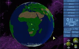 X-Com UFO_Geoscape