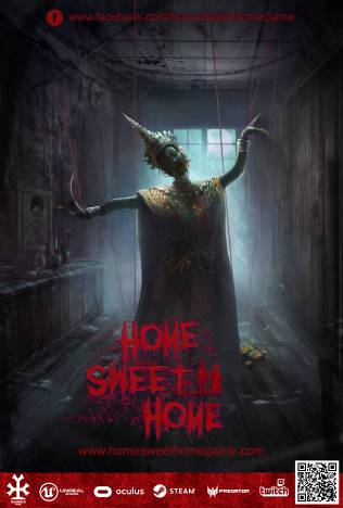 Home Sweet Home The Horror Game Made By My People Black Yellow Otaku Gamers