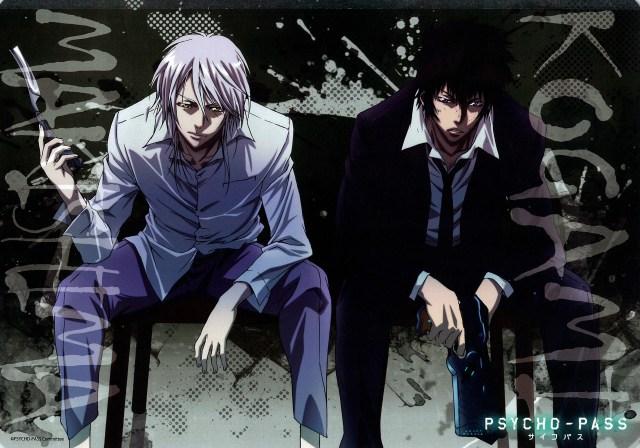 Psycho-Pass Kogami and Makishima.jpg