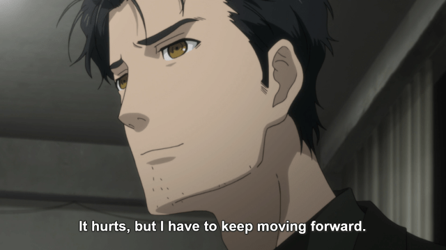 Steins-Gate 0 Literally Me With This Show