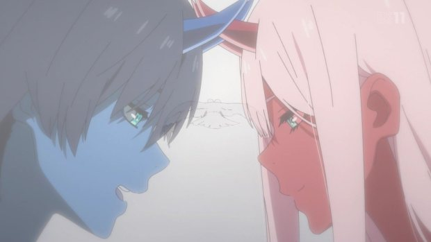 DARLING-in-the-FRANXX Together