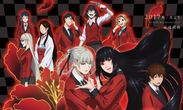 Kakegurui Student Council