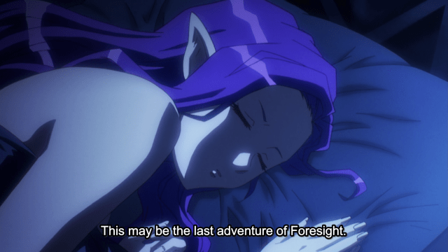 Overlord III Foreshadowing