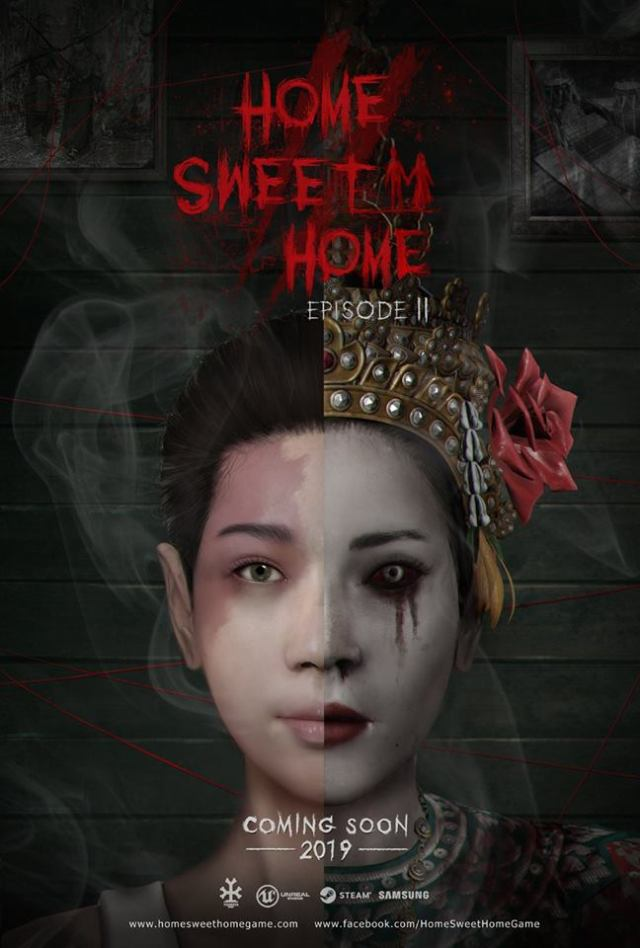 Game Trailer| Home Sweet Home Ep. II — First Impressions ...