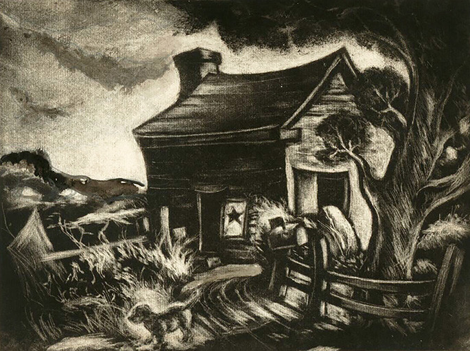 'Dox Thrash, Black Life, and the Carborundum Mezzotint' opens at the Palmer Museum of Art