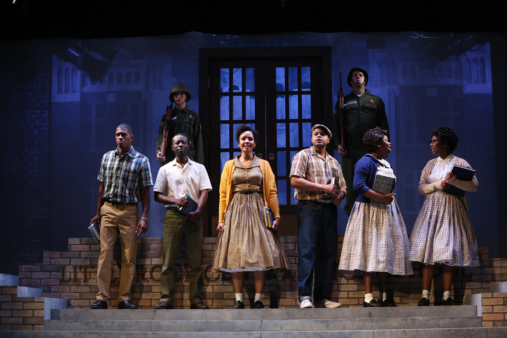 Little Rock Play Confronts The Unyielding Horror Of Racism