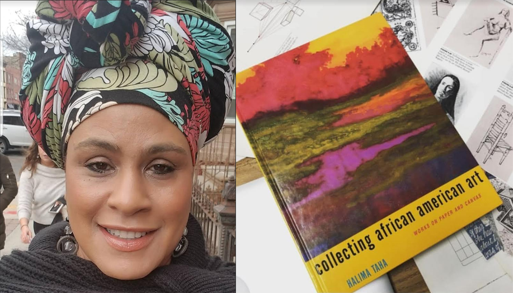 Collecting African American Art After 20 Years: An Interview with Author Halima Taha