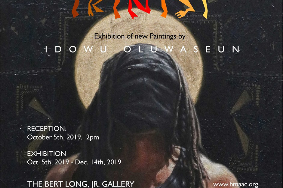 Irinisi: An Exhibition of Painting by Idowu Oluwaseun at The Houston Museum of African American Culture (HMAAC)