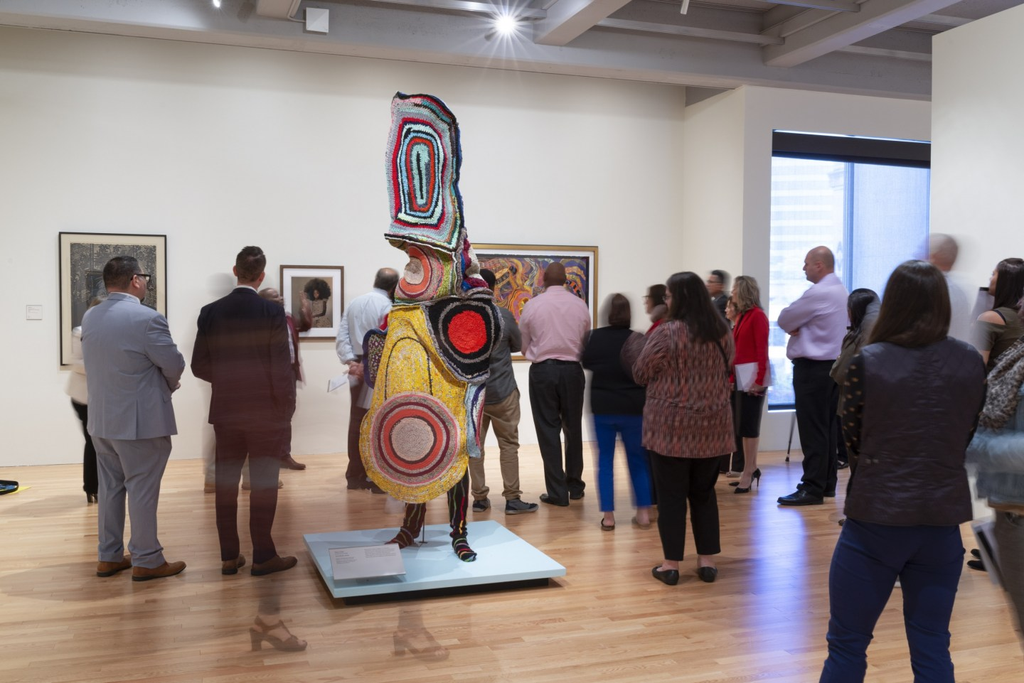 BAIA Talks Podcast: Frank Mitchell, Curator Of Afrocosmologies: American Reflections