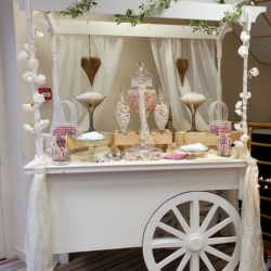 fairy tale wedding candy cart is a hottest wedding trends 2019 in Australia