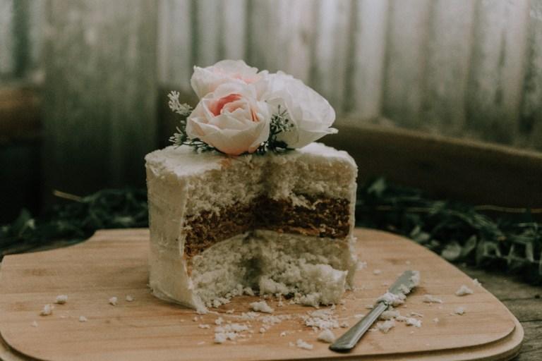rustic barn wedding reception venue at Mount Martha The Briars Homestead Mornington Peninsula 15
