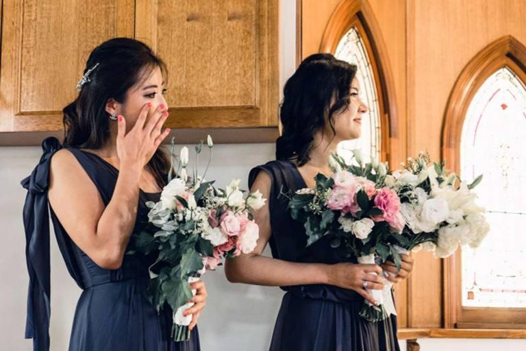 Melbourne church wedding ceremony 2