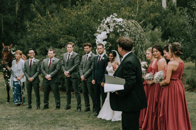 Rustic-wedding-ceremony-Melbourne-1