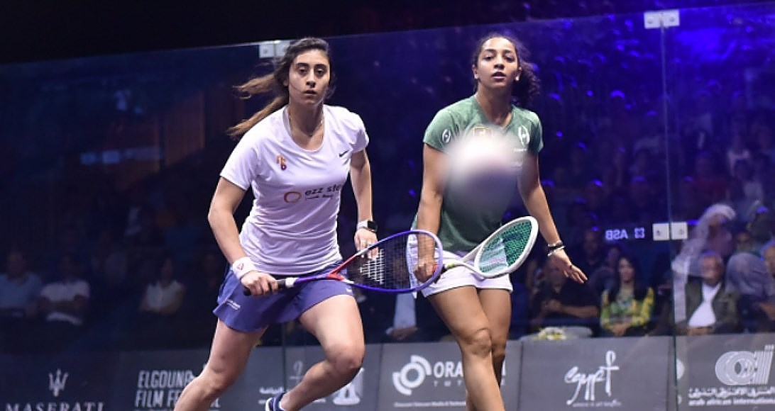 World's top women squash players head for Cairo