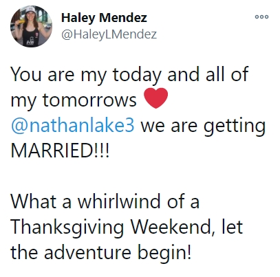 2020-12-07 13_21_31-(20) Haley Mendez sur Twitter _ _You are my today and all of my tomorrows ❤️ @na