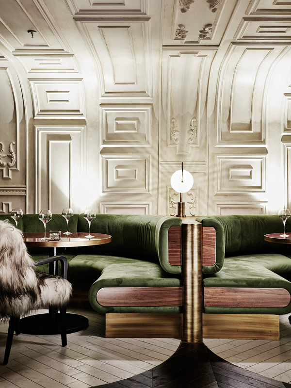 ALICE & FIFTH NIGHTCLUB IN SOUTH AFRICA // DESIGN: TRISTAN PLESSIS