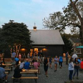 Barn - square