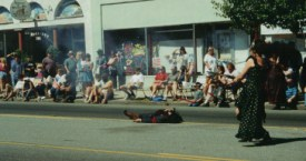 1996 Frontier Days parade. Donated From Mendocino County Sheriff Department.