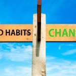 changing bad habits into good habits