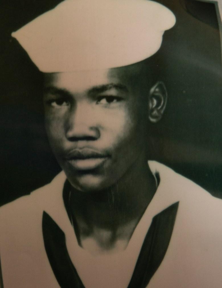Marvin Leonard Williams, U.S. Navy