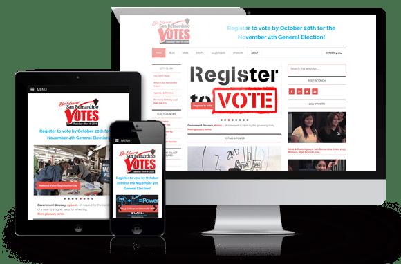 responsive mobile web design