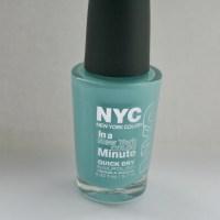 NYC 320 Blue Sky