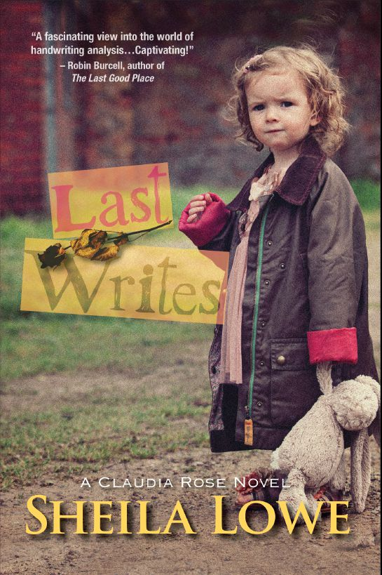 Book cover of Last Writes by Sheila Lowe