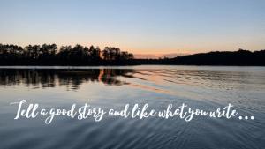 Jeff Nania on Early Writing Advice