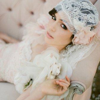 Voile vintage - vintage veil, 429€
