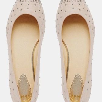 Ballerines paillettes - glitter shoes, 38.99€